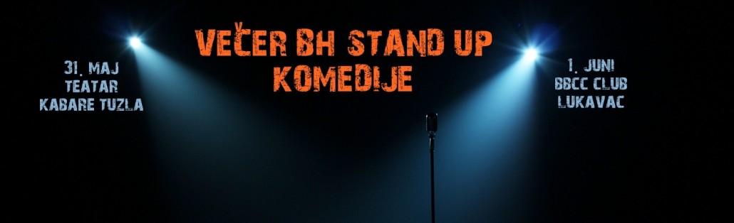 večer bh standUp komedije cover